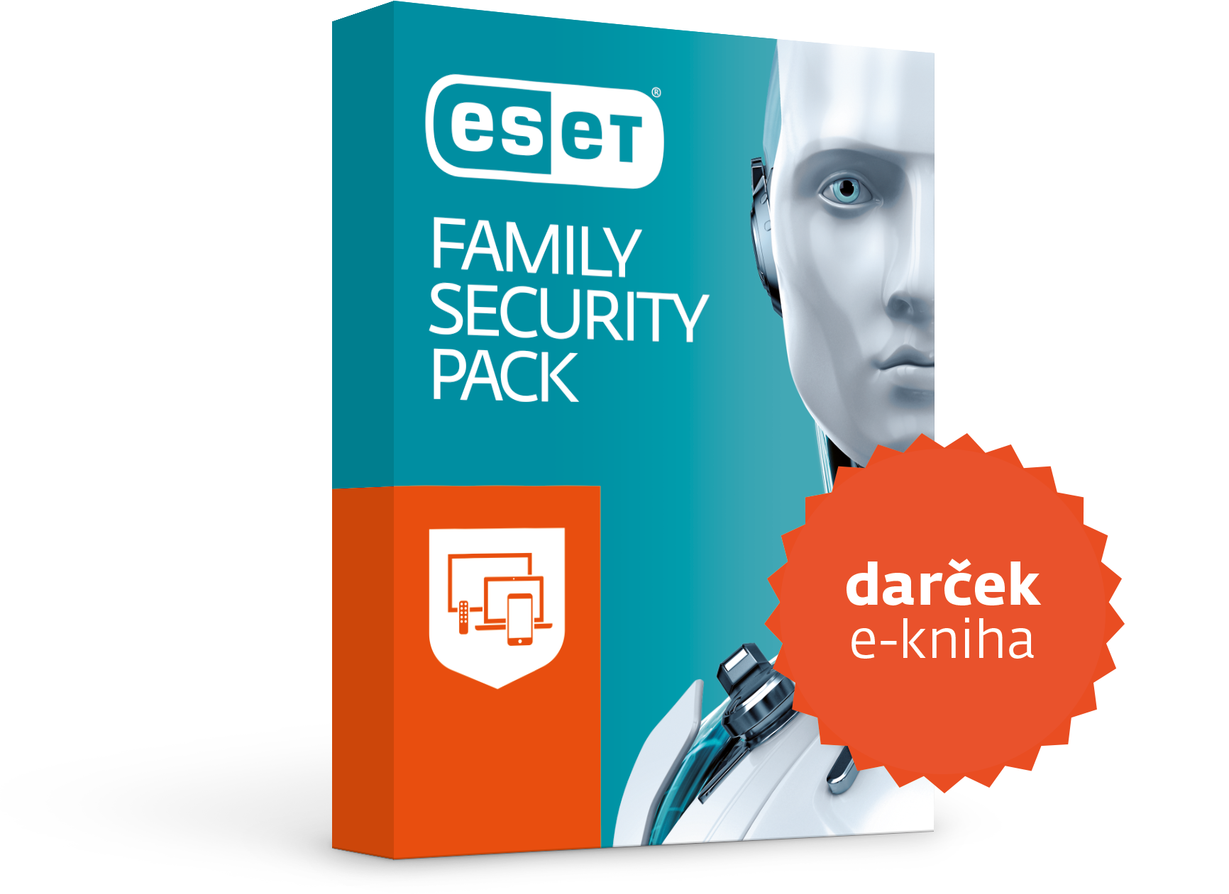 ESET Family Security Pack 4 lic. 18 mes.0
